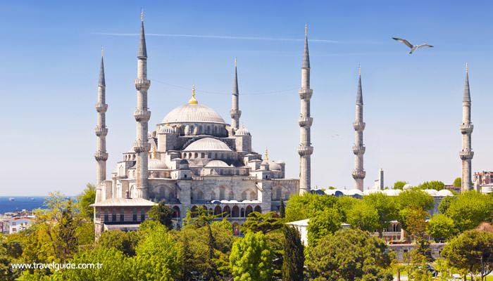 Sultanahmet Camii, İstanbul
