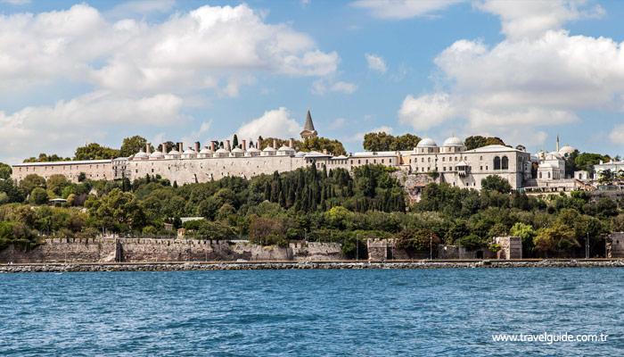 Topkapı Sarayı, Harem, Müze Koleksiyonları, İstanbul, Sultanahmet