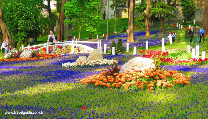 Gülhane Parkı, İstanbul, Sultanahmet