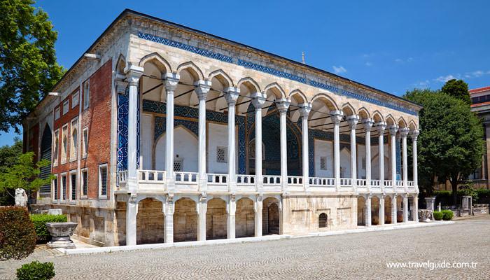 Çinili Köşk Müzesi, İstanbul, Sultanahmet