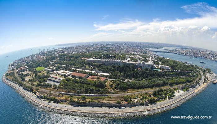Tarihi Yarımada, Şehir Surları, Sultanahmet, İstanbul