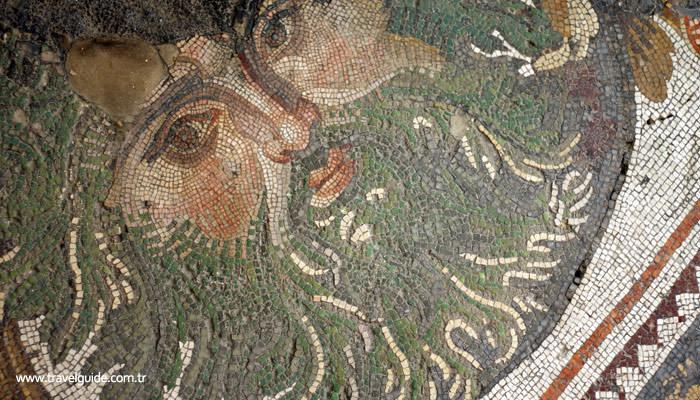 Mozaik Müzesi, İstanbul, Sultanahmet