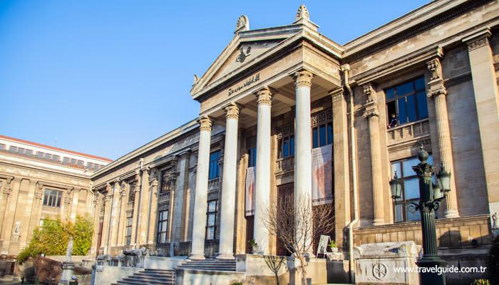 Arkeoloji Müzesi, İstanbul, Sultanahmet
