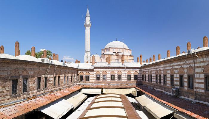 Kızlarağası Hanı, İzmir
