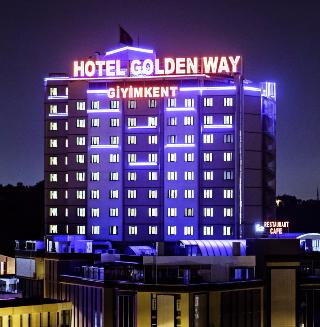 Hotel Golden Way Giyimkent İstanbul