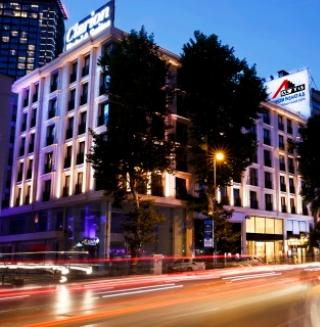Clarion Hotel & Suites İstanbul Şişli