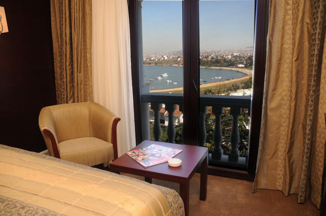 Superior çift kişilik oda - Fransız balkonlu
