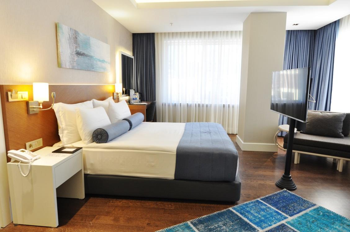 Standart Çift Kişilik veya İki Yataklı Oda
